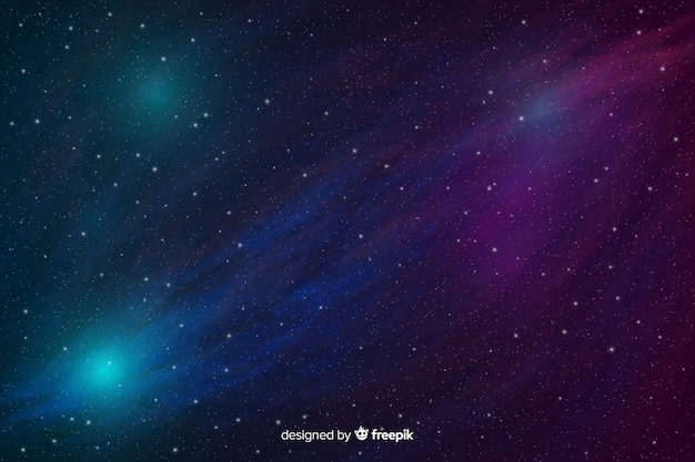Galaxy achtergrond