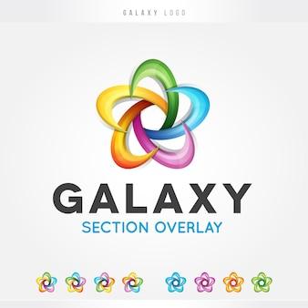 Galaxy en star-logo