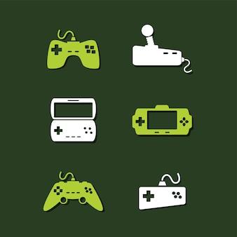 Gameconsole joystick
