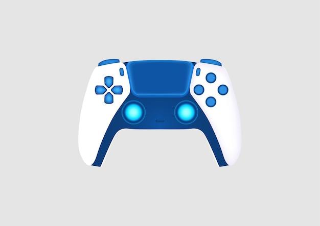 Gamecontroller of joystick voor gameconsole.