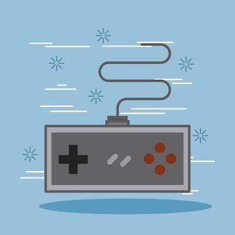 Gamepad voor oudere gameconsoles