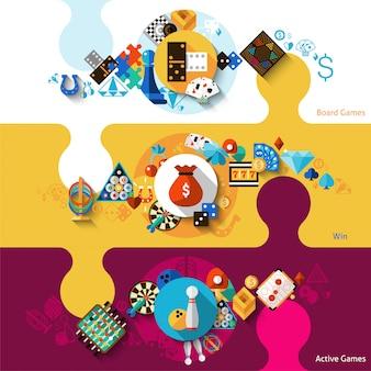 Games-bannerset