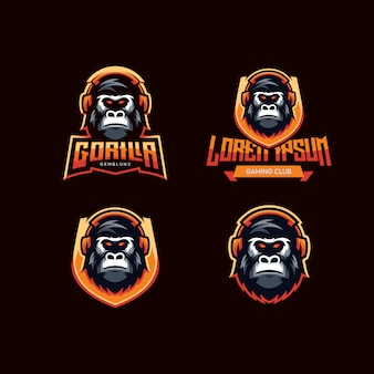 Gaming gorilla-logo