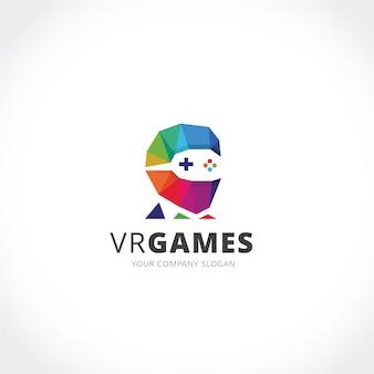 Gaming logo ontwerp