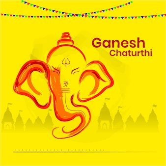 Ganesh chaturthi populair festival in india
