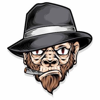 Gangster aap hoofd