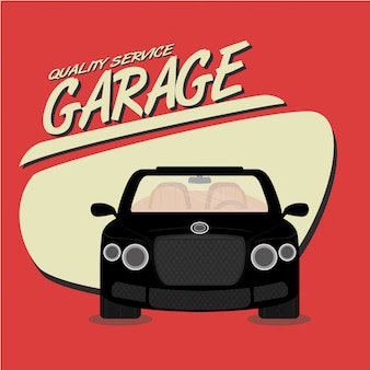 Garage ontwerp