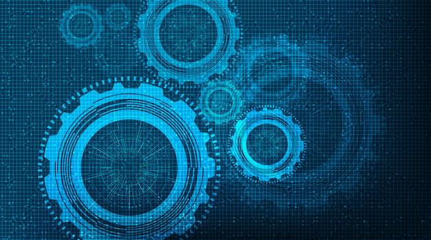 Gears digitale technologie