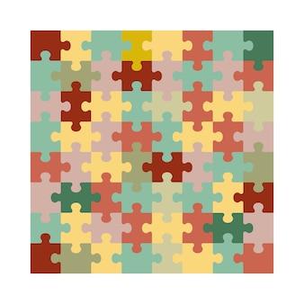 Geassembleerde puzzel