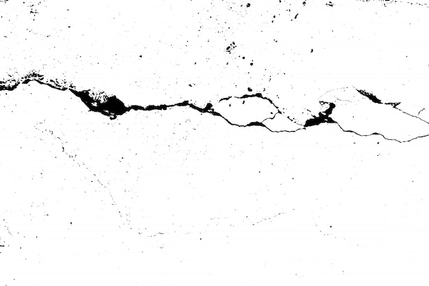 Gebarsten grunge stedelijke achtergrond met ruw oppervlak. stof overlay nood korrelige textuur.