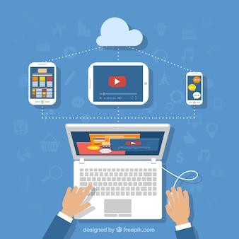Gebruikerservaring met een laptop