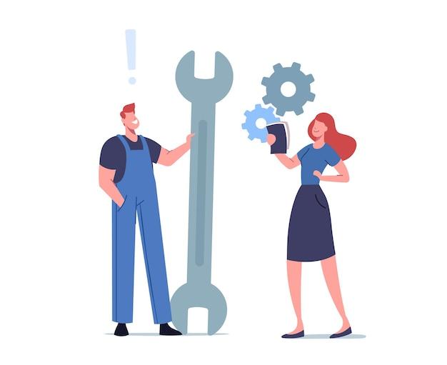 Gebruikershandleiding voor het lezen van vrouwelijke personages, vereisten voor documentspecificaties, instructies voor gebruikers, informatie