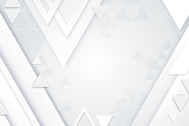 Gedetailleerde abstracte witte achtergrond