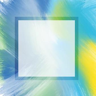 Gedetailleerde aquarel verf textuur achtergrond