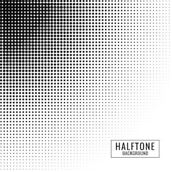 Gedetailleerde vector halftone achtergronden