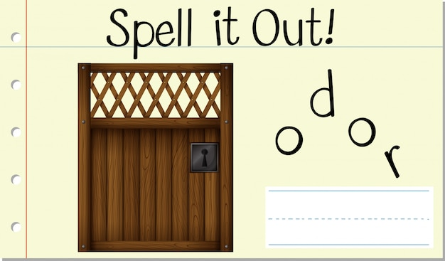 Geef het de deur