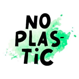Geen plastic, geweldig ontwerp voor elk doel