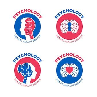 Geestelijke gezondheid logo collectie