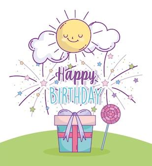 Gefeliciteerd met je verjaardag