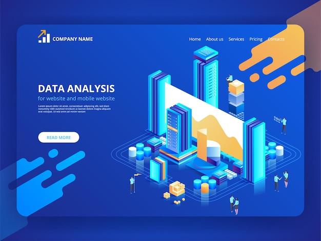 Gegevensanalyse voor website en mobiele website