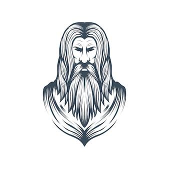 Geïllustreerde wizard