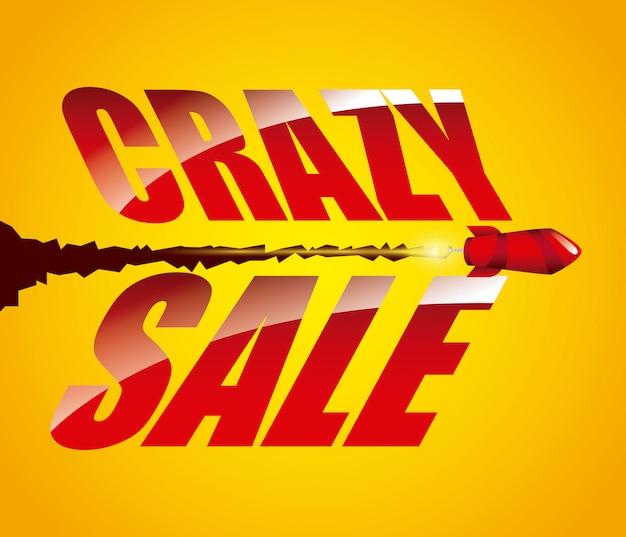Gekke verkoop