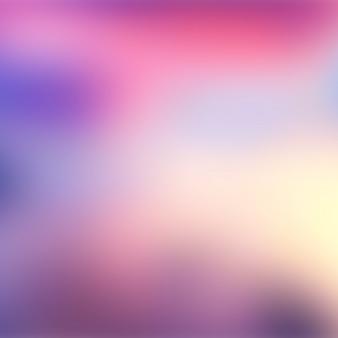 Gekleurde vage achtergrond