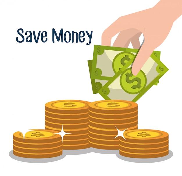 Geld en zakelijke investeringen