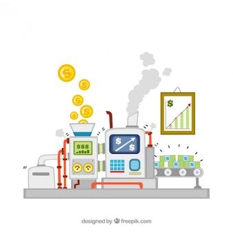 Geld fabriek
