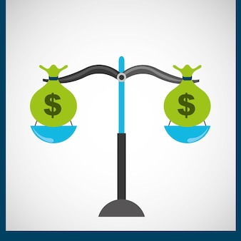 Geld infographic