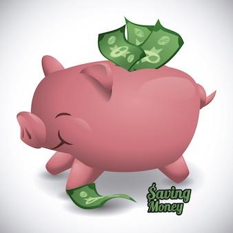 Geld ontwerp