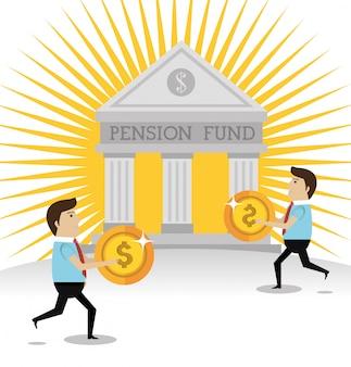 Geld pensioenfonds