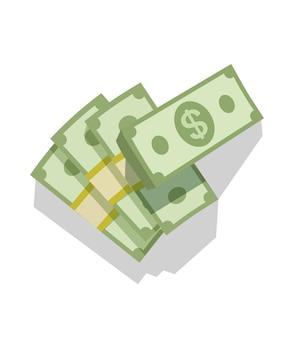 Geld stapel
