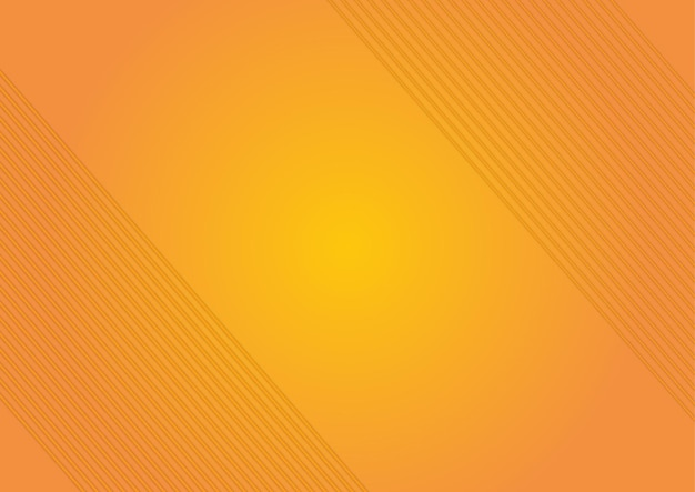 Gele diagonale lijnen achtergrond