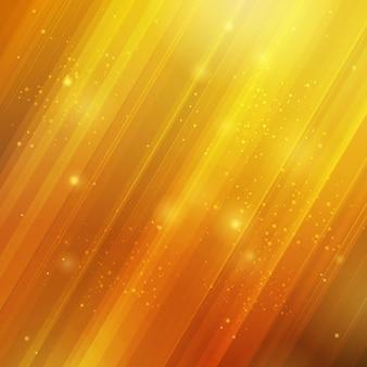 Gele en oranje zonnige vierkante achtergrond. er is plaats voor tekst.