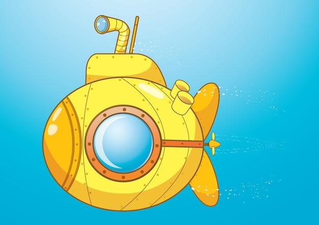 Gele onderzeeër