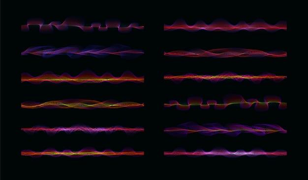Geluidsgolf of radiogolf of spraakgolf