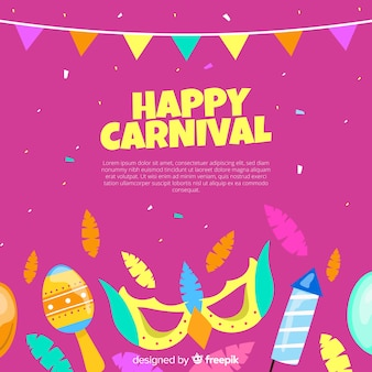 Gelukkig carnaval