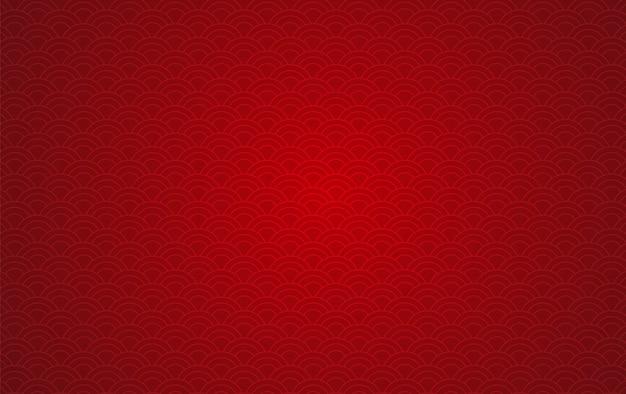 Gelukkig chinees nieuwjaar van de abstracte patroonachtergrond