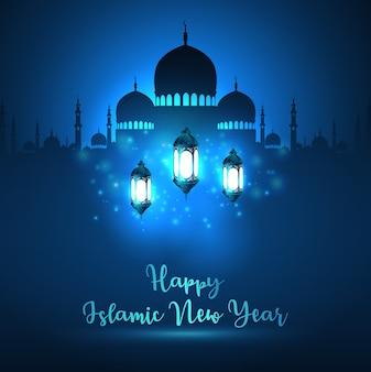 Gelukkig islamitisch nieuwjaar