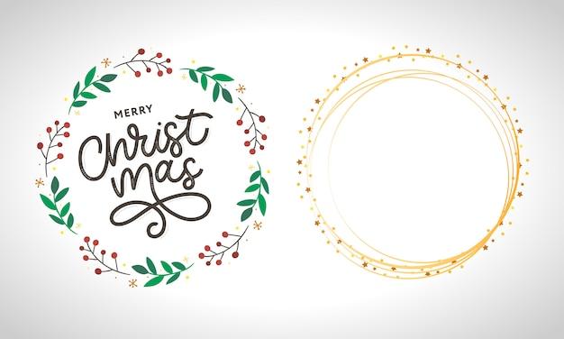 Gelukkig nieuw jaar 2020. vakantie vectorillustratie met belettering samenstelling met burst kerst