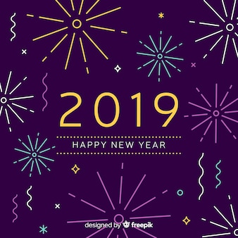 Gelukkig nieuwjaar 2019