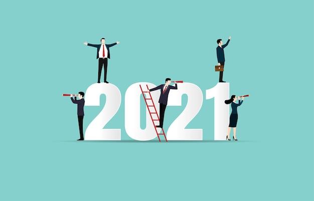 Gelukkig nieuwjaar 2021.