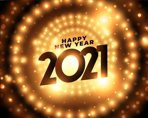 Gelukkig nieuwjaar feest viering achtergrond