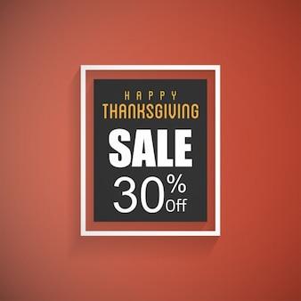 Gelukkig sale thanksgiving day poster