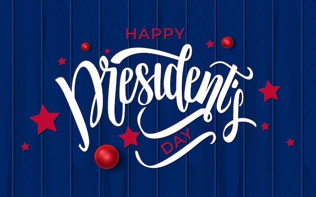 Gelukkige dag van de voorzitters