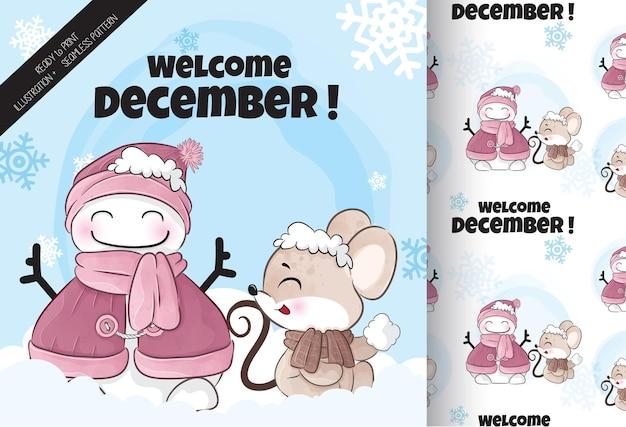 Gelukkige december