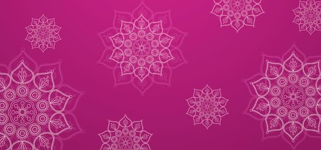 Gelukkige diwali paarse achtergrond