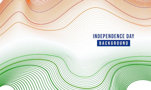 Gelukkige indiase onafhankelijkheidsdag