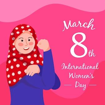 Gelukkige internationale vrouwendagen
